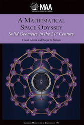 A Mathematical Space Odyssey. Solid Geometry in the 21st Century