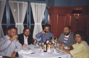 Claudi Alsina amb el Grup Istron